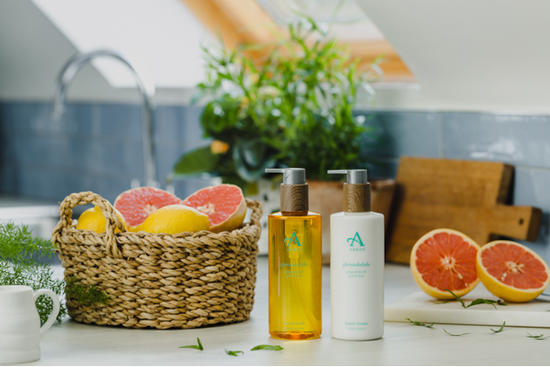 Citrus Scents for Summer