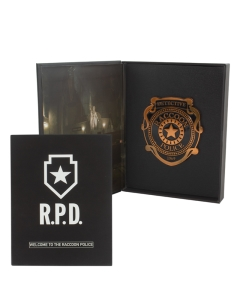 Macintosh HD:Users:admin:Dropbox (Rubber Road):INTERNAL ASSETS:Res Evil 2:RESIDENT EVIL 2 REMAKE:2019 RE2:RPD Collectible Pin Badge:Geek Store:RE-2-Collectable-Pin-01.jpg